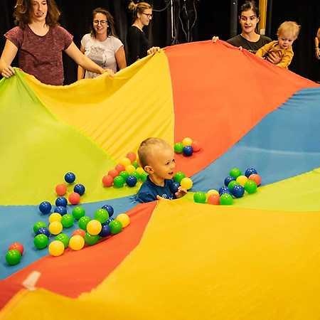 Bleší cirkus (pro děti do 1,5 roku)