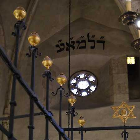 Židovské město pražské