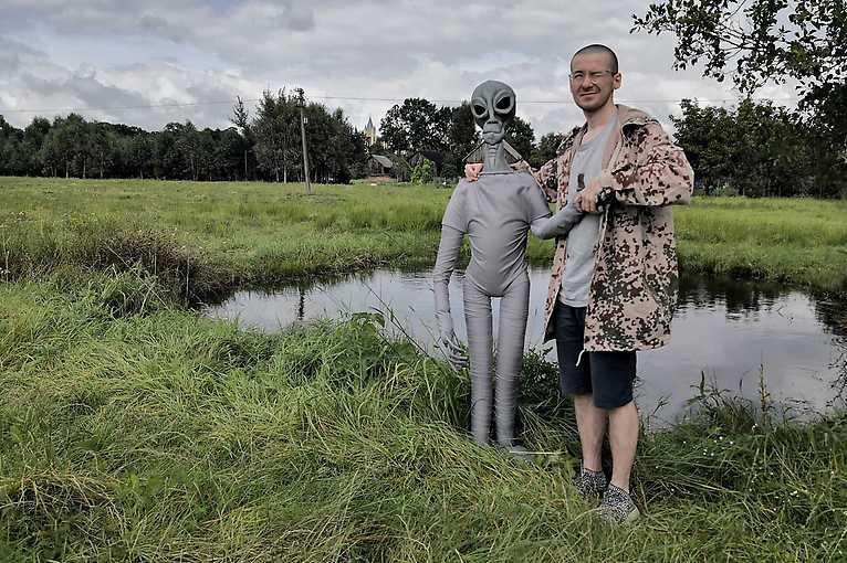 Bartosz Zaskórski & Tomasz Zaskórski: A Spaceship As Big As Half the Village