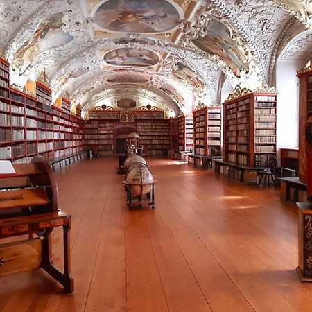 Komentovaná prohlídka knihovny ve Strahovském klášteře